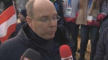 Принц Албер II пред БНТ: Мирът е най-важното послание на Олимпийските игри