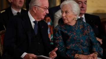 Бившият белгийски крал принуден да признае незаконната си дъщеря