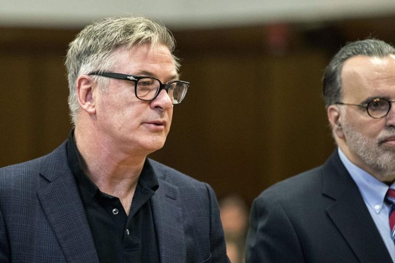 Холивудската звезда Алек Болдуин беше признат за виновен за нанасяне