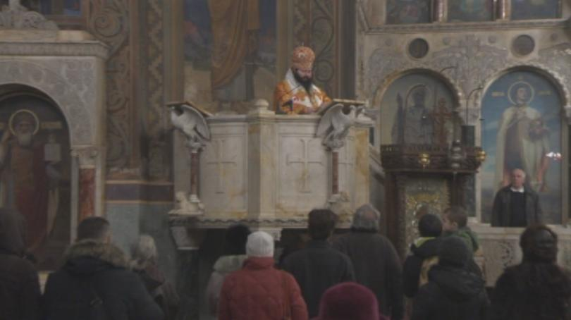 От Синода прочетоха позиция срещу Истанбулската конвенция в Александър Невски
