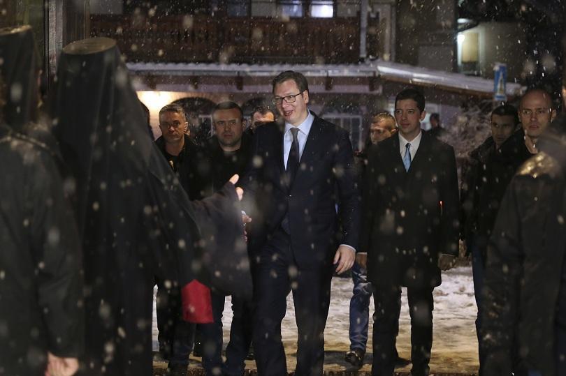 Четири дни след убийството на сръбския косовски политик Оливер Иванович