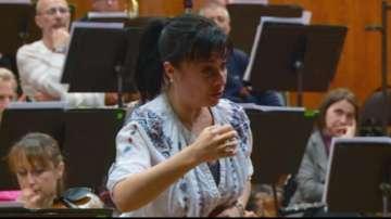 Александра Пендачанска репетира с Пловдивската филхармония