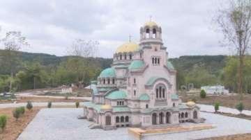 Парк Мини България отваря врати във Велико Търново (СНИМКИ)