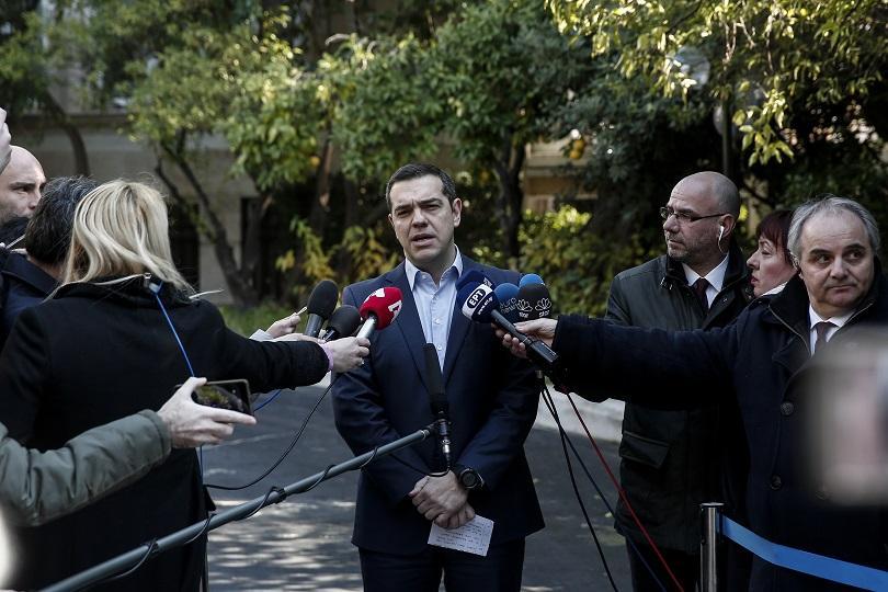 Управляващата коалиция в Гърция се разпадна заради името на Македония