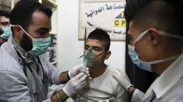 Над 100 души са пострадали от химическа атака в Алепо