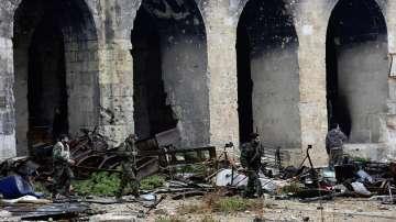 Русия обяви край на военната операция в Алепо