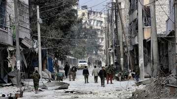Сирийските власти са поели пълен контрол над Алепо