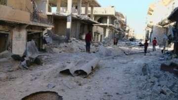 Франция търси подкрепа за резолюцията на ООН за примирие в Сирия