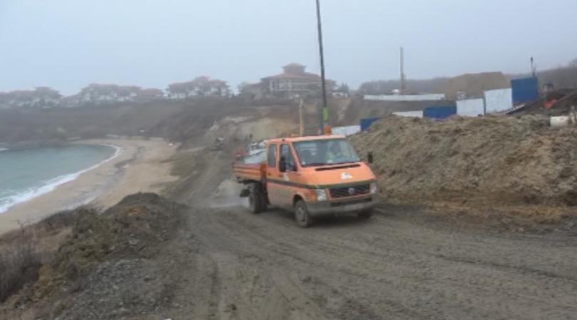 Проверяват строителството в местността Алепу край Созопол