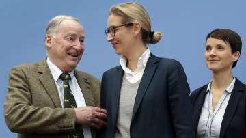 Странната двойка начело на Алтернатива за Германия