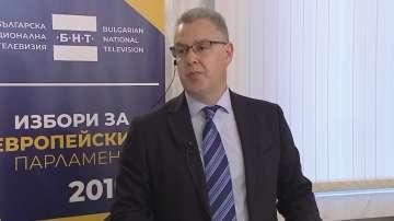 Александър Андреев: Всички протоколи от чужбина са постъпили в ЦИК
