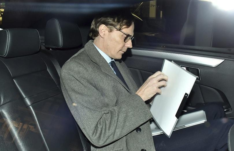 Директорът на британската компания