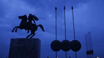 Гръцката опозиция иска вот на недоверие заради името на Македония