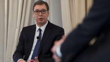 Вучич: В Сърбия е възможно да се проведат предсрочни избори