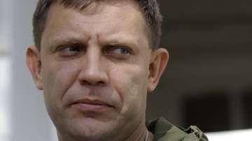 Около 100 000 души се прощават с лидера на проруските сепаратисти в Украйна
