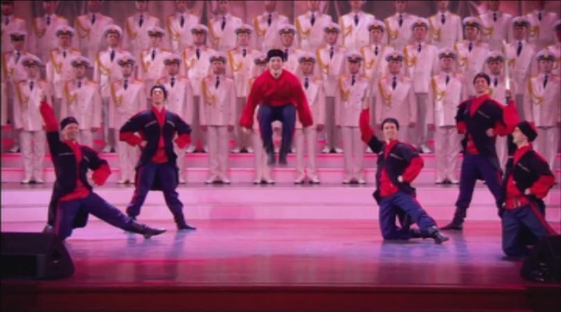 Турнето е посветено на 90-годишнината на световноизвестния руски ансамбъл и