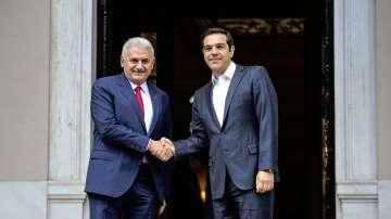 Премиерите на Гърция и Турция обсъдиха въпроси, които разделят двете страни