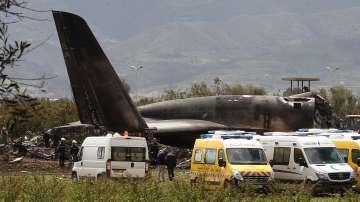 Над 250 са жертвите при самолетната катастрофа в Алжир