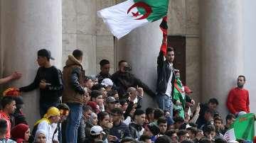 Протестите в Алжир продължават