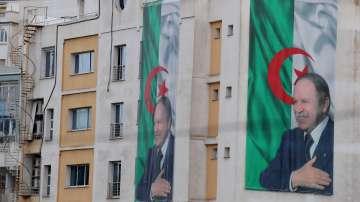 Президентът на Алжир няма да се кандидатира за пети мандат
