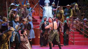 Българско сопрано триумфира като Турандот в Мексико