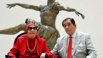 Почина кубинската балерина Алисия Алонсо