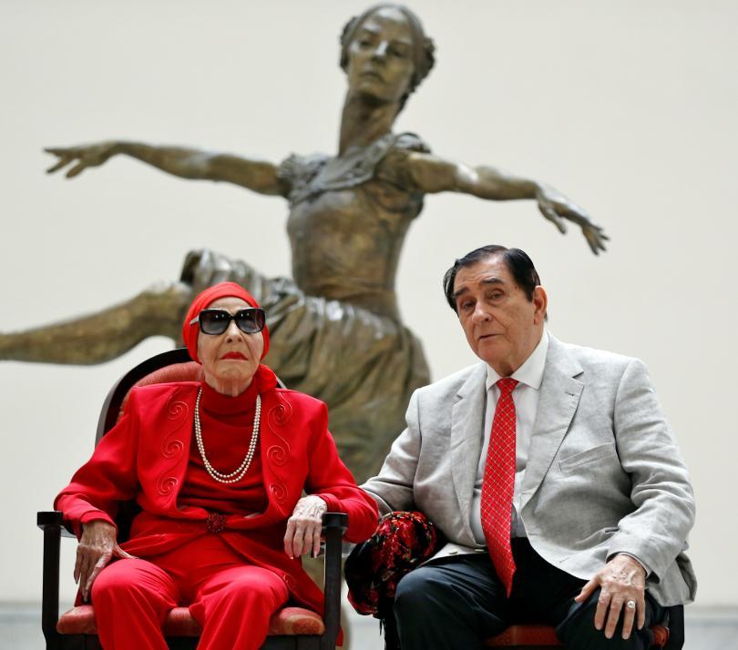Известната кубинска балерина и хореограф Алисия Алонсо почина на 98-годишна