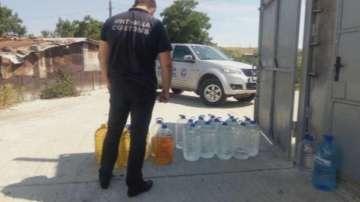 Митничари затвориха инсталации във винзаводите в Поморие и Славянци