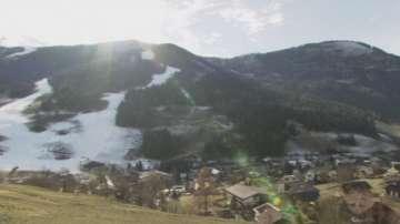 Алпийска Коледа без сняг