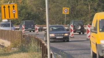 Натоварен трафик и по магистралите в страната