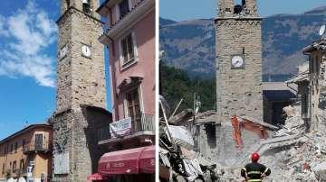 Повдигнаха обвинения срещу строители след земетресението в Италия