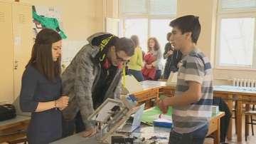 Научни проекти на ученици от Американския колеж в София
