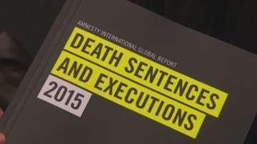 Амнести Интернешънъл: Броят на екзекуциите през 2015 г. е скочил с 54%