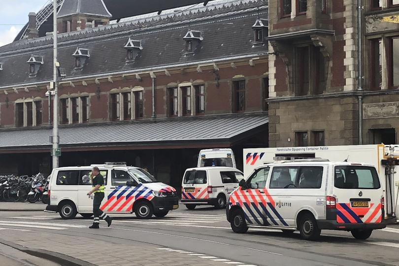 Холандската полиция е предотвратила