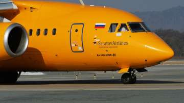 71 души загубиха живота си при тежка самолетна катастрофа край Москва