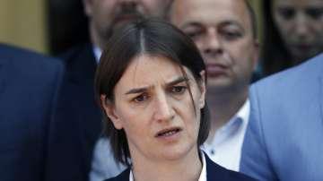 Ана Бърнабич - новият премиер на Сърбия?