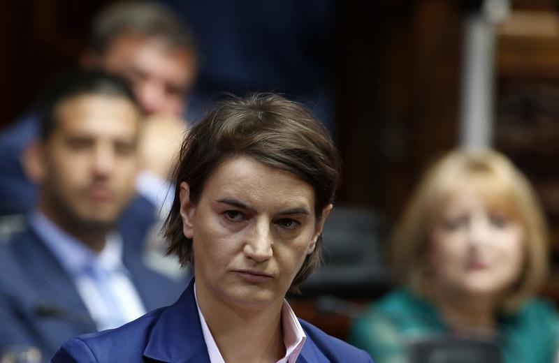 Сръбският премиер не предаде на ЕК протестно писмо за Каталуния