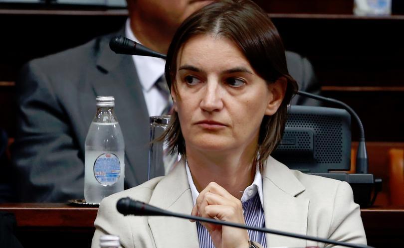 заседанието избор ново сръбско правителство отложено