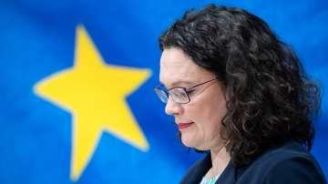 Лидерът на германските социалдемократи подаде оставка