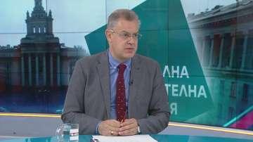 Александър Андреев за подготовката на ЦИК за европейските избори