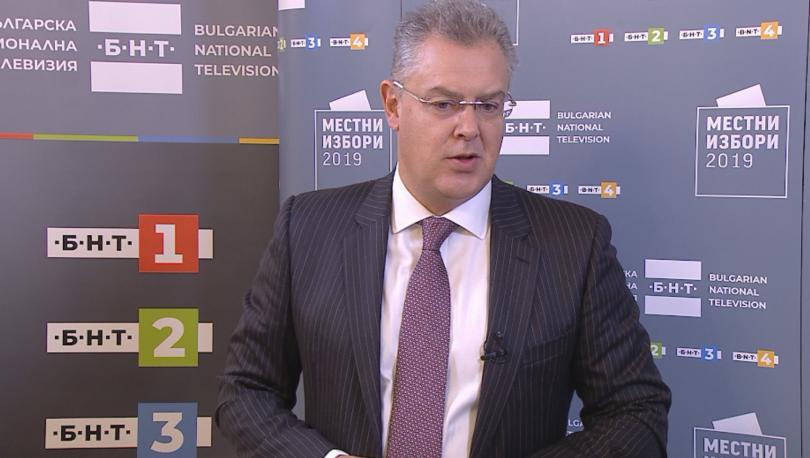 Александър Андреев: В ЦИК са получени около 30 сигнала и жалби към момента