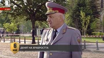 Началникът на отбраната ген. Андрей Боцев: Този парад е по-специален