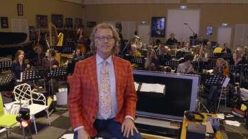 Андре Рийо с вълнуващо изпълнение на българския химн (ВИДЕО)