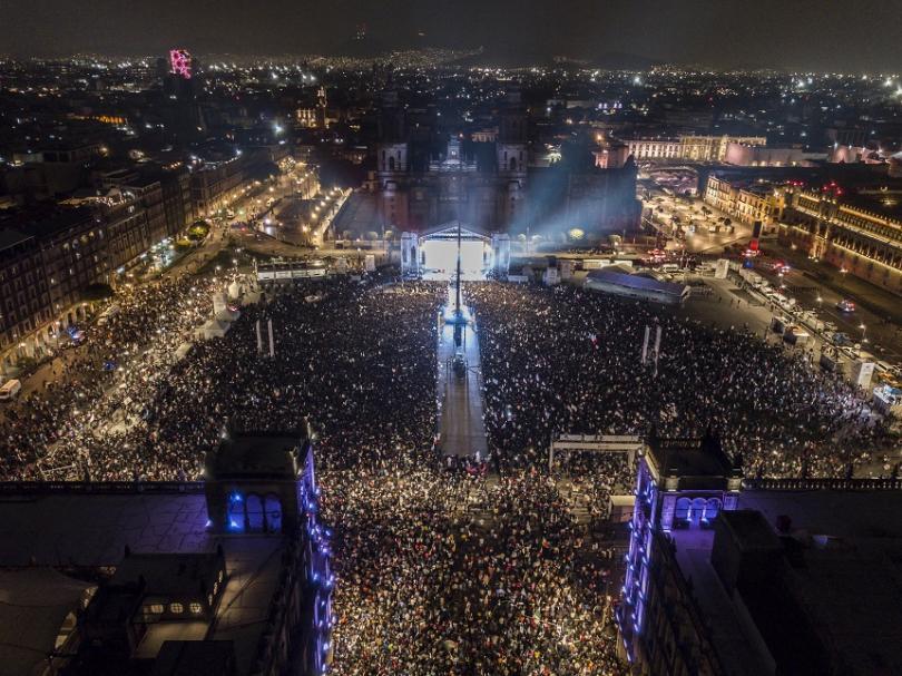 снимка 1 Кой е новият мексикански президент Андрес Мануел Лопес Обрадор?