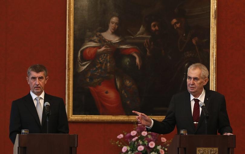 Чехия не желае да приема повече бежанци, това потвърди и