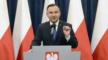 Полският президент иска повече правомощия