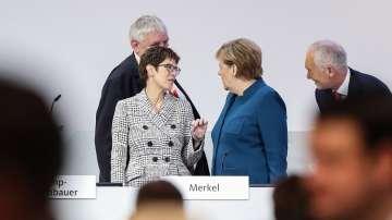 Избраха наследника на Меркел: Лидер на ХДС  стана Анегрет Крамп-Каренбауер