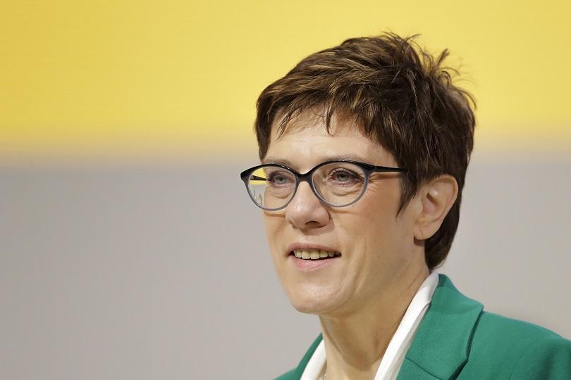 наследничката меркел изключва варианта заеме пост правителството