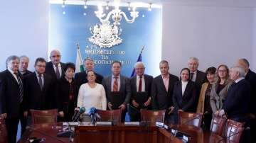 НЗОК и БЛС подписаха анекса към Националния рамков договор