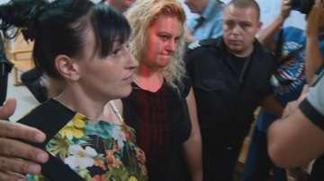 Анелия Велева получи условна присъда за трафик на бежанци